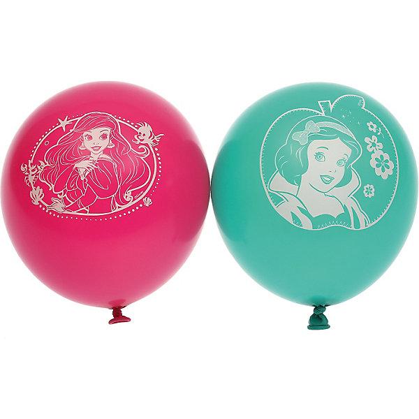 """Belbal Воздушные шары Belbal """"Дисней: принцессы"""", с рисунком, 50 шт"""