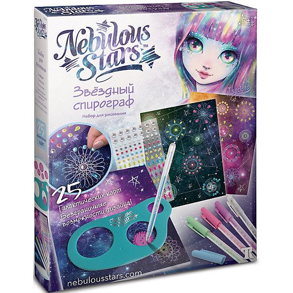 Купить Набор для рисования Nebulous Stars Звездный спирограф , Китай, Женский