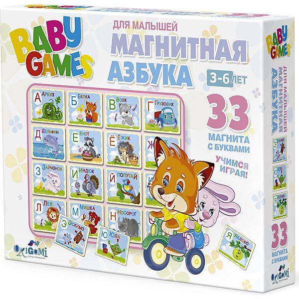 Origami Обучающий набор Магнитная азбука для малышей