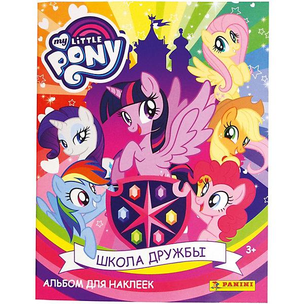 Фото - Panini Альбом My Little Pony 2019 набор наклеек panini my little pony movie мой маленький пони в кино 1 пакет с 5 наклейками