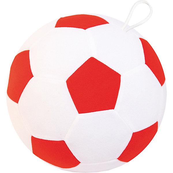 Фото - Мякиши Игрушка Мякиши Футбольный мяч, красно-белый игрушка мякиши грузовичок 152