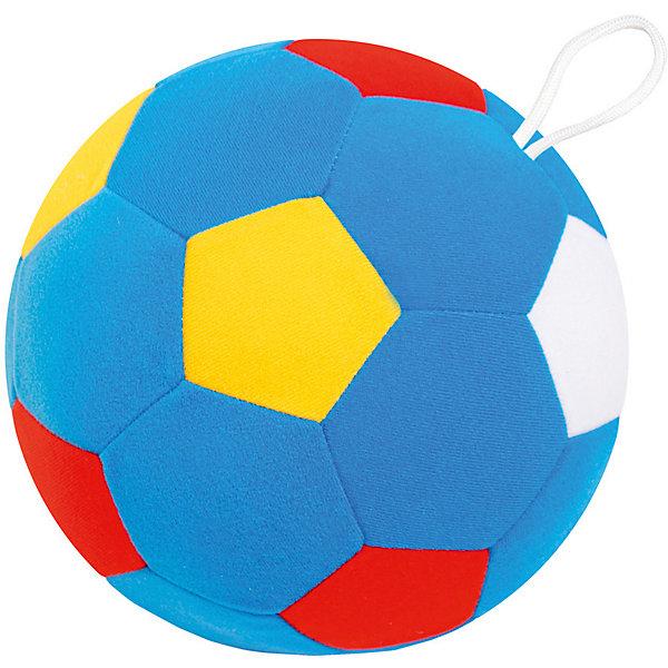 Мякиши Игрушка Футбольный мяч, синий