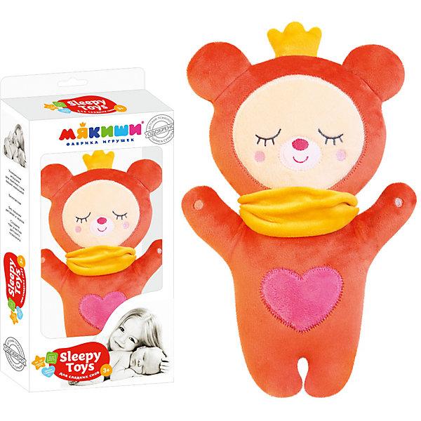 Мякиши Мягкая игрушка Мякиши Sleepy Toys, Мишка все цены