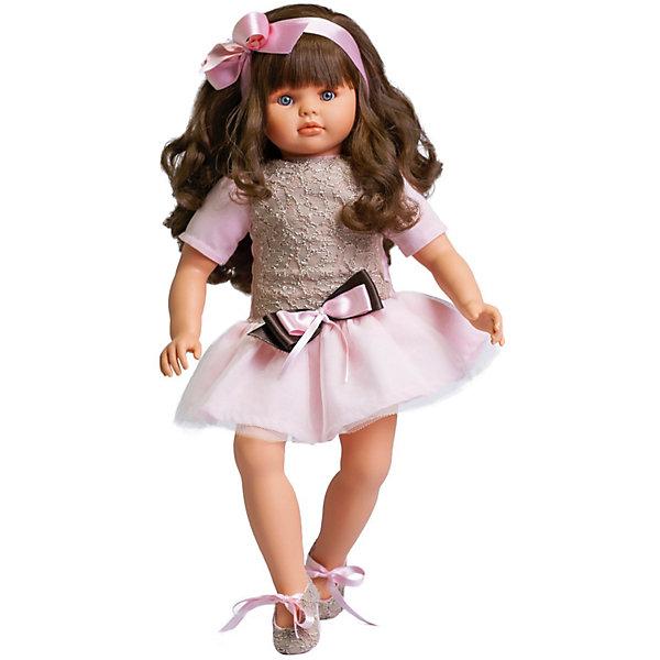 Asi Кукла Asi Пепа в розовом платье 57 см, арт 282790