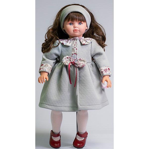 Asi Кукла Asi Пепа в сером платье 57 см, арт 283140