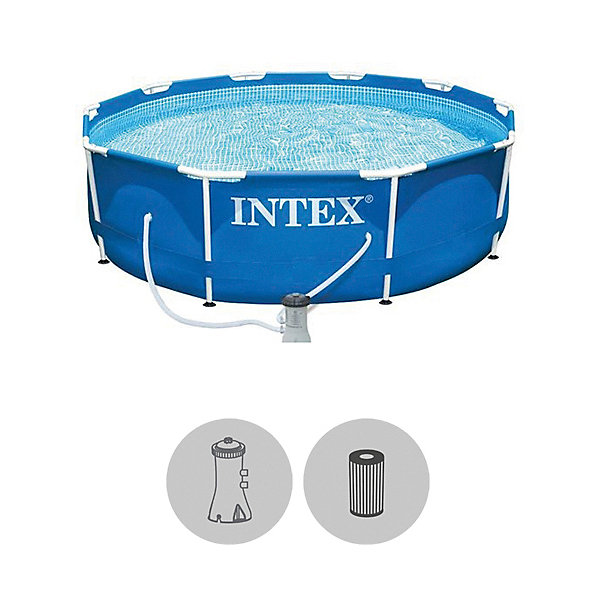 Каркасный бассейн Intex, 305*76 см, 28202NP