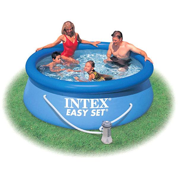 Intex Надувной бассейн Intex, 244*76 см, 28112GN цена
