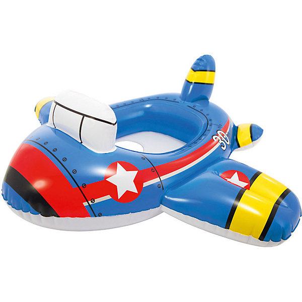 Купить Надувная лодка Intex Транспорт , самолет, 67 см, Китай, разноцветный, Унисекс