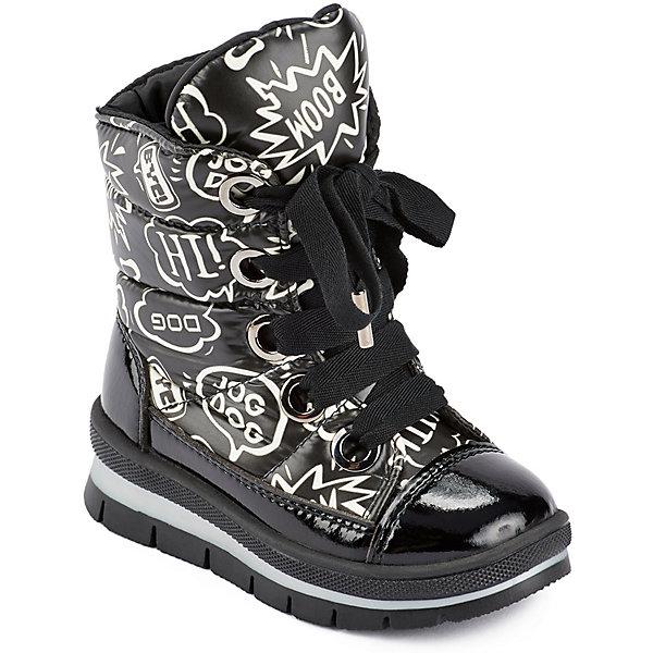 Jog Dog Утепленные ботинки Jog Dog Azar Lumi ботинки jog dog jog dog jo019awchvc4