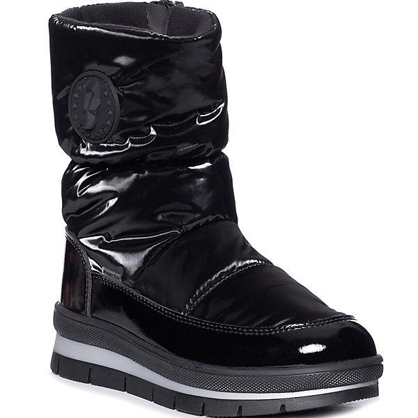 Дутики Sector Jog Dog Glow Walker черный  11932155