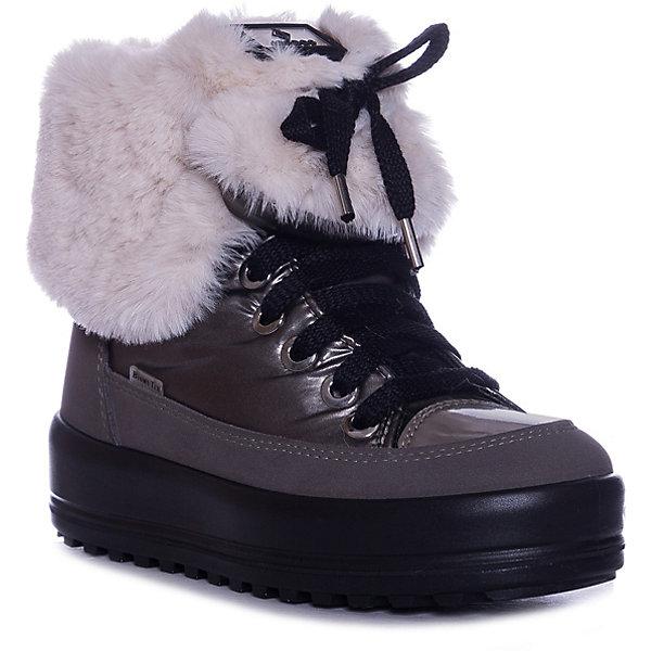 Купить Ботинки Jog Dog Supergrip, Румыния, бежевый/коричневый, 39, 38, 32, 33, 40, 36, 35, 34, 37, Женский
