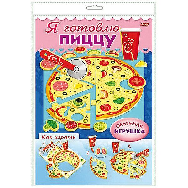 Hatber Игра-конструктор объемная Хатбер-Пресс «Сделай сам! Я готовлю пиццу»