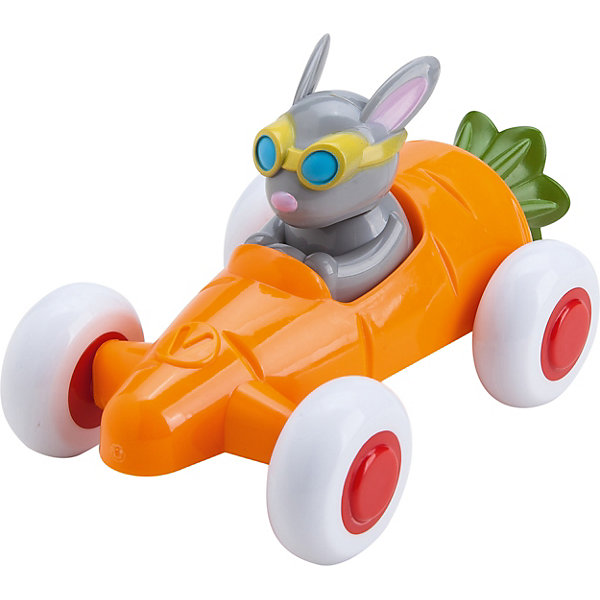 Viking Toys Игрушка Viking Toys Машинка-морковка с зайчиком viking toys игрушка каталка панда
