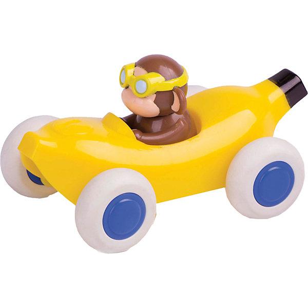 Viking Toys Игрушка Машинка-банан с обезьянкой