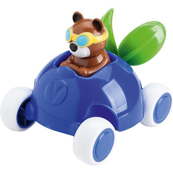 Viking Toys Игрушка Viking Toys  Машинка-черничка с мишкой viking toys игрушка каталка панда