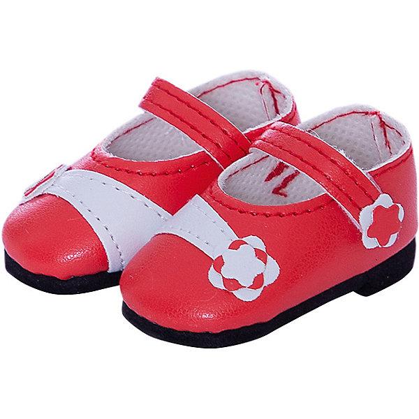 Paola Reina Обувь для кукол туфли с цветочком, 32 см