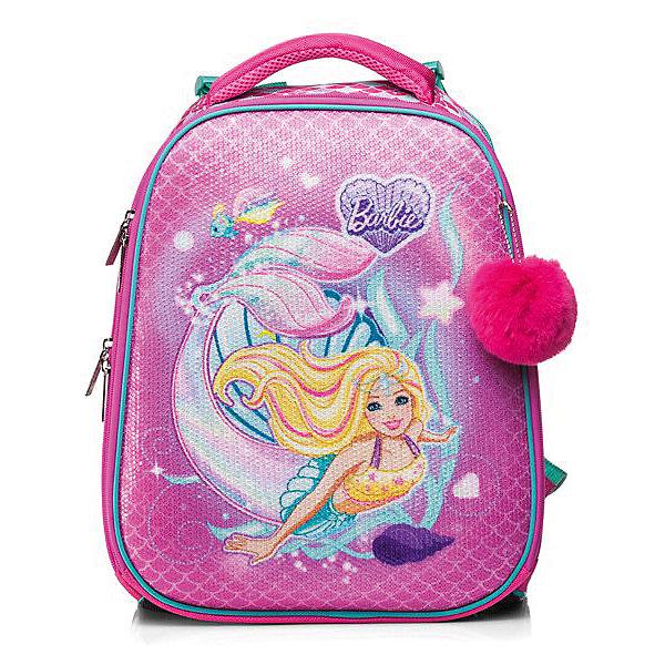 Рюкзак HD Ergonomic, Barbie, Hatber, Китай, Женский  - купить со скидкой