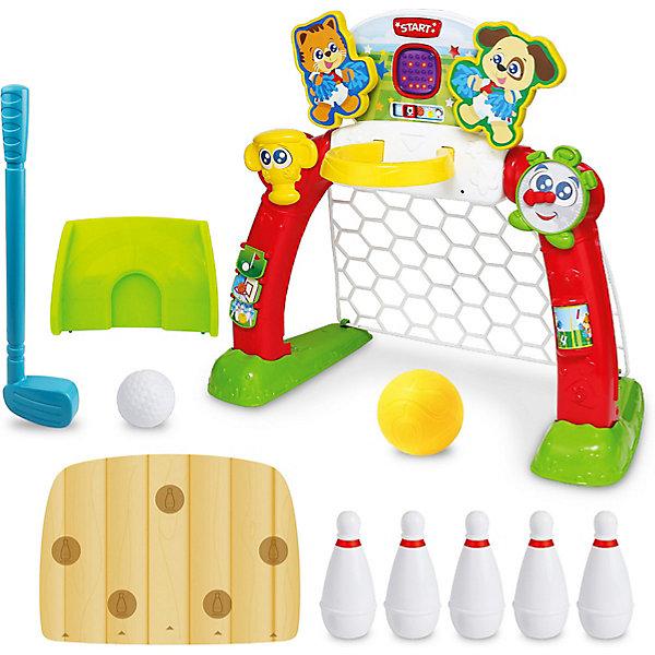 Игровой набор 4 в 1 WinFun Спортивные
