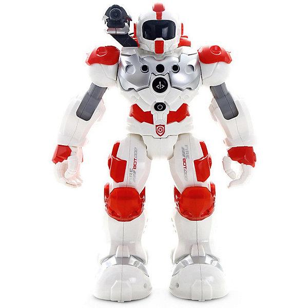 Купить Интерактивный робот Zhorya Альфа , с водяной пушкой, белый, Китай, Унисекс