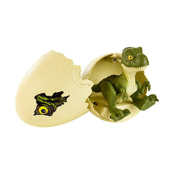 Mattel Игровая фигурка Jurassic World Динозавры в яйцах, закрытой упаковке