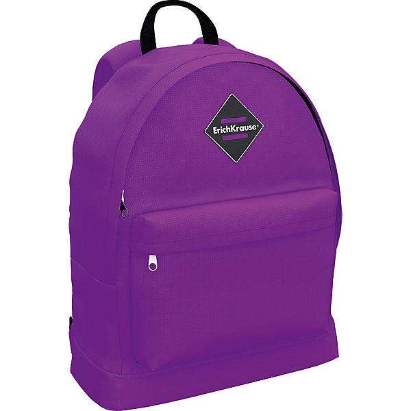 цена на Erich Krause Рюкзак Erich Krause EasyLine 17 L Neon Violet