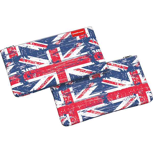 Пенал конверт Erich Krause British Flag 12019881