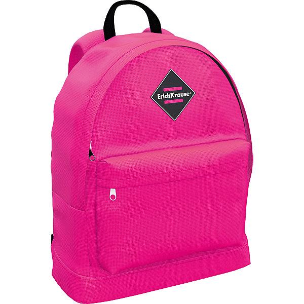 цена на Erich Krause Рюкзак Erich Krause EasyLine 17 L Neon Pink