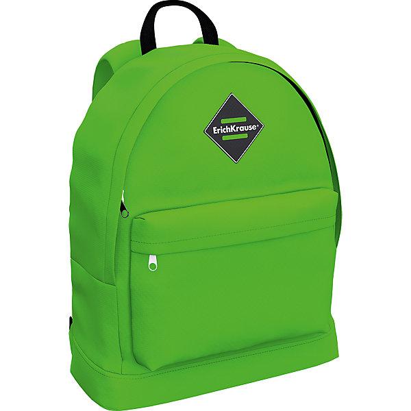 цена на Erich Krause Рюкзак Erich Krause EasyLine 17 L Neon Green