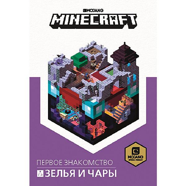 ИД Лев Первое знакомство Minecraft Зелье и чары