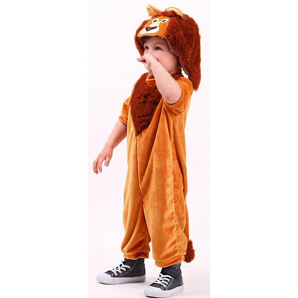 Пуговка Карнавальный костюм Батик, Львёнок
