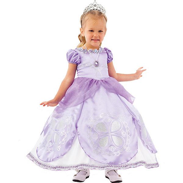 цены Пуговка Карнавальный костюм Батик, Принцесса Софи