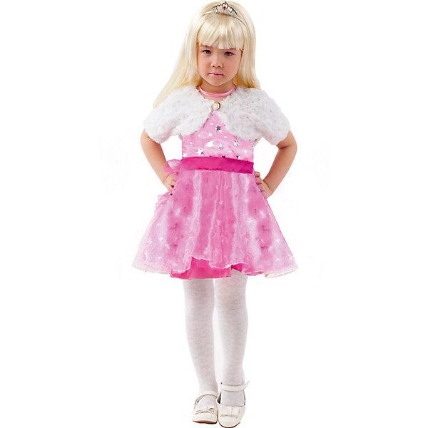 Пуговка Карнавальный костюм Батик, Барби комплект платье болеро ladetto комплект платье болеро