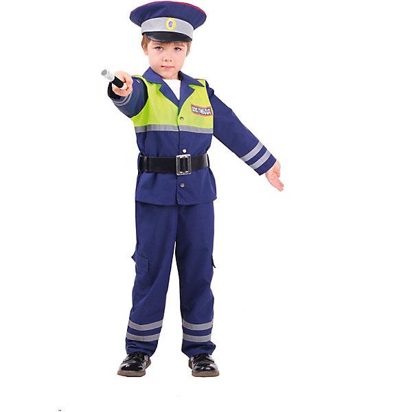 Пуговка Карнавальный костюм Батик, Инспектор ДПС