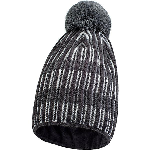 Купить Шапка Kerry Ice, Финляндия, черный, 54, 56, 52, Мужской