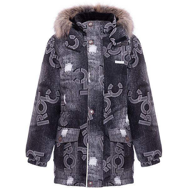 Купить Утепленная куртка Kerry Wolfie, Финляндия, разноцветный, 128, 116, 92, 98, 134, 104, 110, 122, Мужской