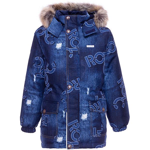 Купить Утепленная куртка Kerry Wolfie, Финляндия, разноцветный, 110, 104, 122, 116, 134, 128, 98, 92, Мужской