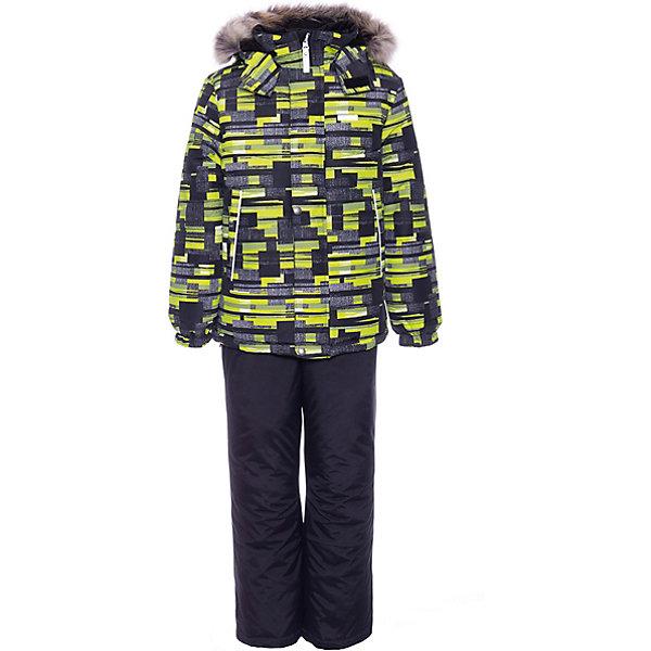 Купить Комплект Kerry Robis: куртка и полукомбинезон, Финляндия, разноцветный, 128, 104, 92, 134, 122, 116, 98, 110, Мужской