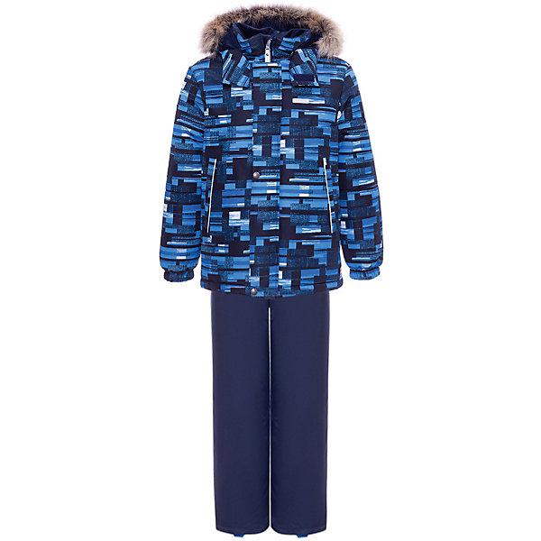 Купить Комплект Kerry Robis: куртка и полукомбинезон, Финляндия, разноцветный, 134, 110, 98, 128, 116, 92, 104, 122, Мужской