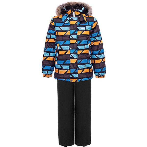 Купить Комплект Kerry Robis: куртка и полукомбинезон, Финляндия, разноцветный, 92, 134, 122, 110, 116, 104, 98, 128, Мужской