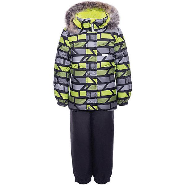 Комплект Kerry Franky: куртка и полукомбинезон фото