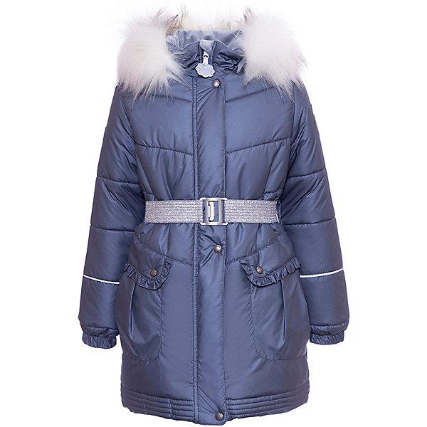 Купить Утепленная куртка Kerry Milla, Финляндия, голубой, 92, 98, 134, 116, 128, 110, 104, 140, 122, Женский