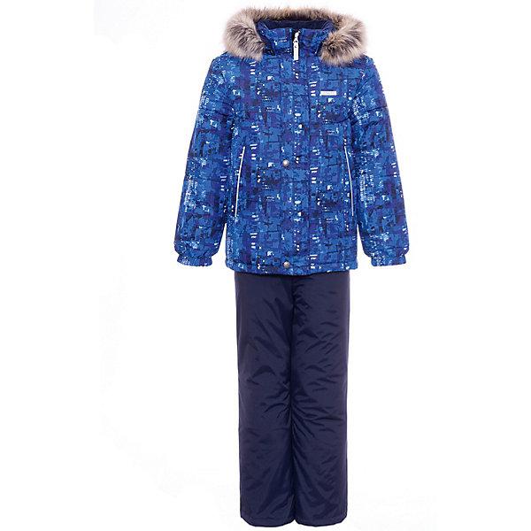 Купить Комплект Kerry Robby: куртка и полукомбинезон, Финляндия, разноцветный, 104, 98, 122, 110, 128, 134, 116, 92, Мужской