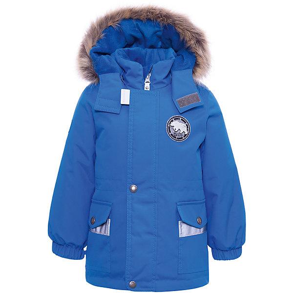 Купить Утепленная куртка Kerry Walter, Финляндия, голубой, 98, 86, 92, 80, Мужской