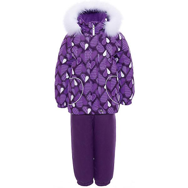 Kerry Комплект Kerry Elsa: куртка и полукомбинезон atplay atplay зимний комплект куртка и полукомбинезон голубой