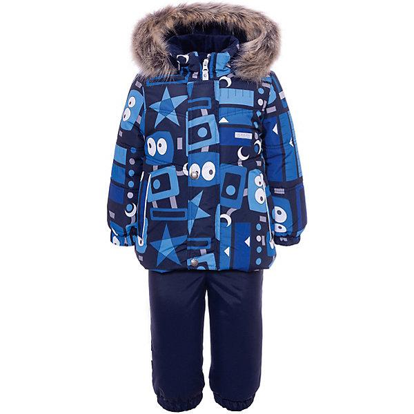 Купить Комплект Kerry Roby: куртка и полукомбинезон, Финляндия, разноцветный, 98, 92, 86, 80, Мужской