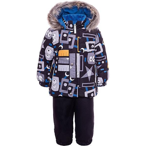 Купить Комплект Kerry Roby: куртка и полукомбинезон, Финляндия, разноцветный, 92, 98, 80, 86, Мужской