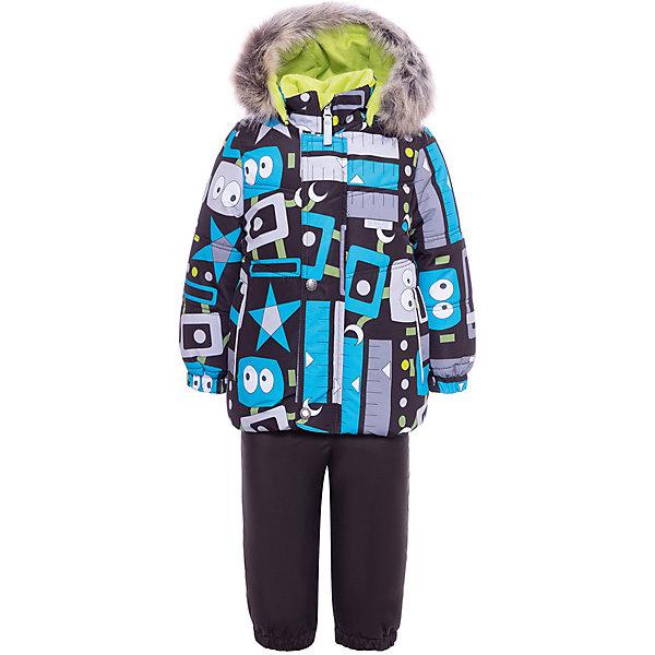 Купить Комплект Kerry Roby: куртка и полукомбинезон, Финляндия, разноцветный, 98, 86, 92, 80, Мужской