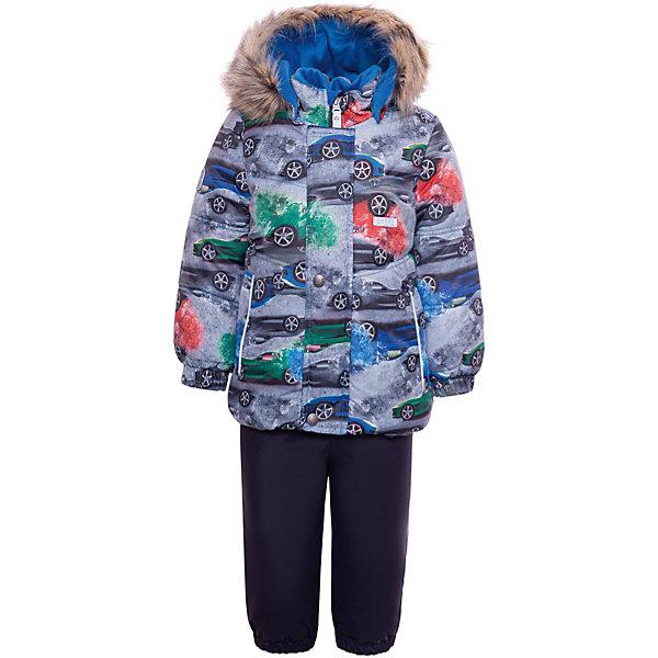 Купить Комплект Kerry Roby: куртка и полукомбинезон, Финляндия, разноцветный, 80, 86, 92, 98, Мужской