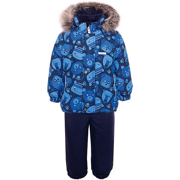 Купить Комплект Kerry Zoomy: куртка и полукомбинезон, Финляндия, разноцветный, 80, 86, 98, 92, Мужской