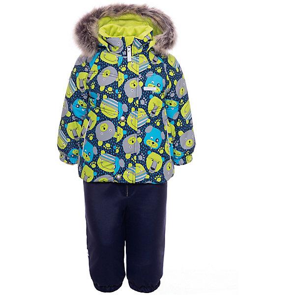 Купить Комплект Kerry Zoomy: куртка и полукомбинезон, Финляндия, разноцветный, 92, 98, 86, 80, Мужской